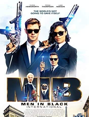 Men in Black: International (2019) 720p