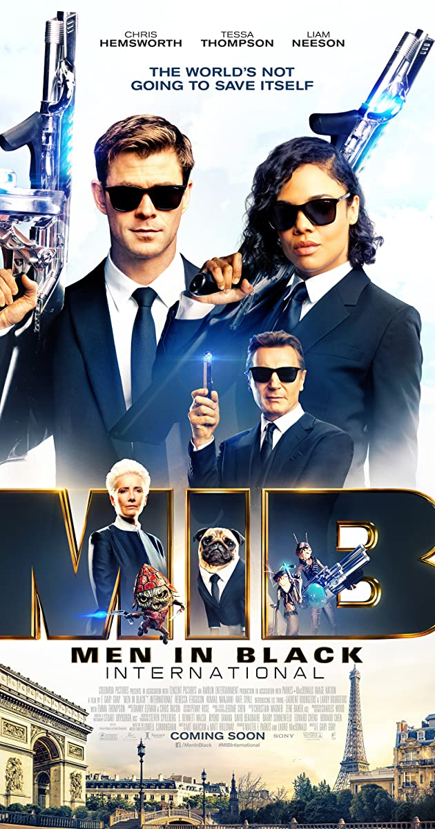 Men In Black International (2019) [WEBRip] [720p] [YTS.LT]