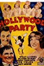 Hollywood Party (1934) Poster