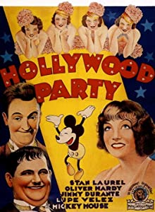 300mb movies direct download Hollywood Party by Roy Rowland [Bluray]
