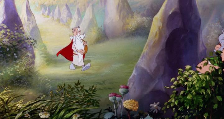 Astérix et le coup du menhir (1989)