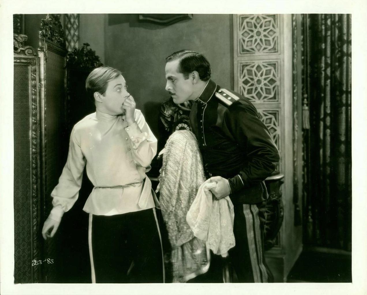 Marion Davies and Antonio Moreno in Beverly of Graustark (1926)