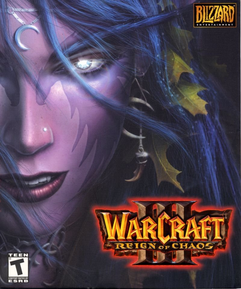 Warcraft Iii Reign Of Chaos Video Game 2002 Imdb
