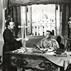 Francisco Jambrina and José María Linares-Rivas in Lodo y armiño (1951)