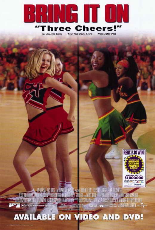 Bring It On (2000) зурган илэрцүүд