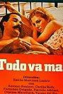 Todo va mal (1984) Poster