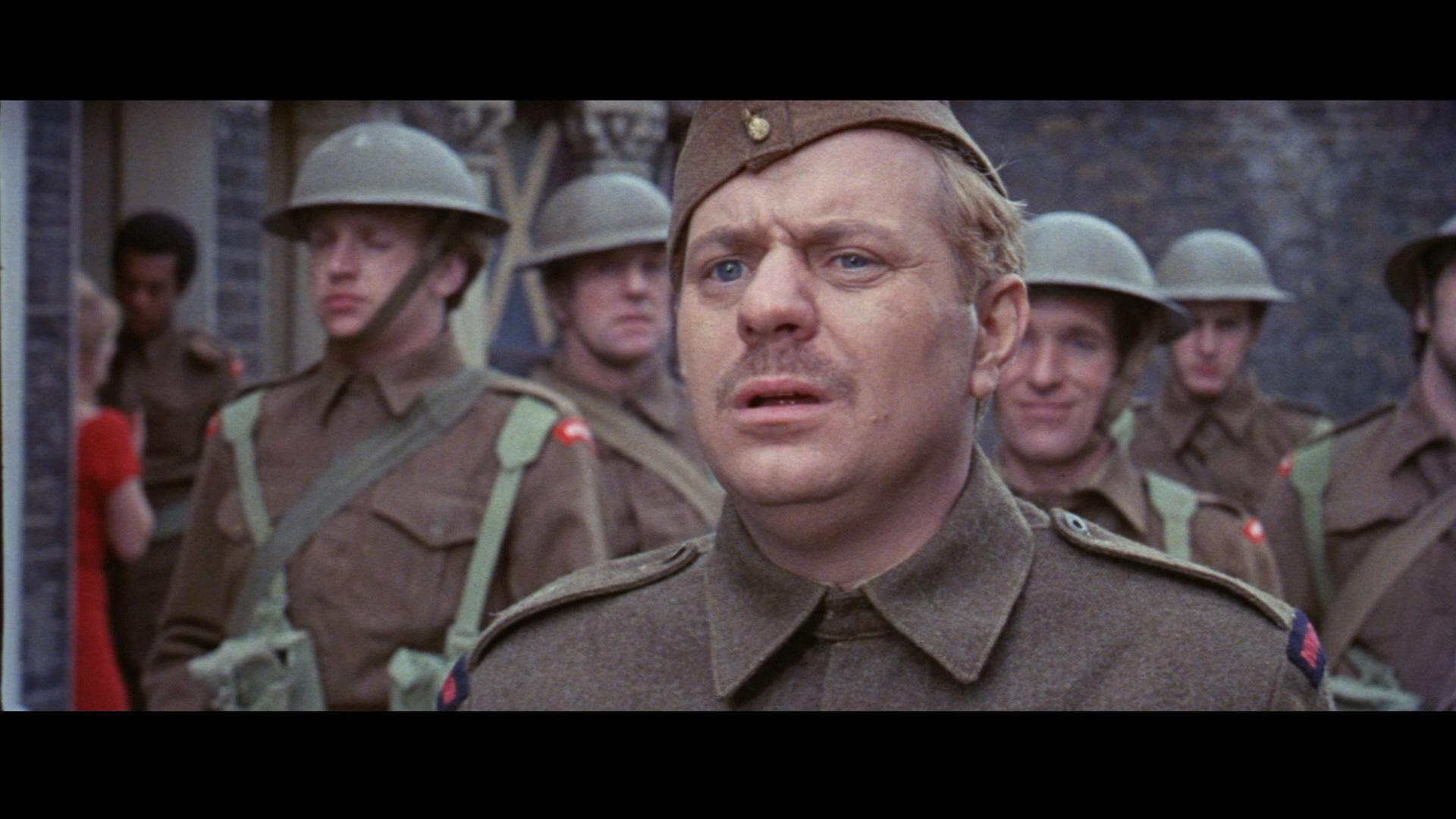 Renzo Palmer in La battaglia d'Inghilterra (1969)