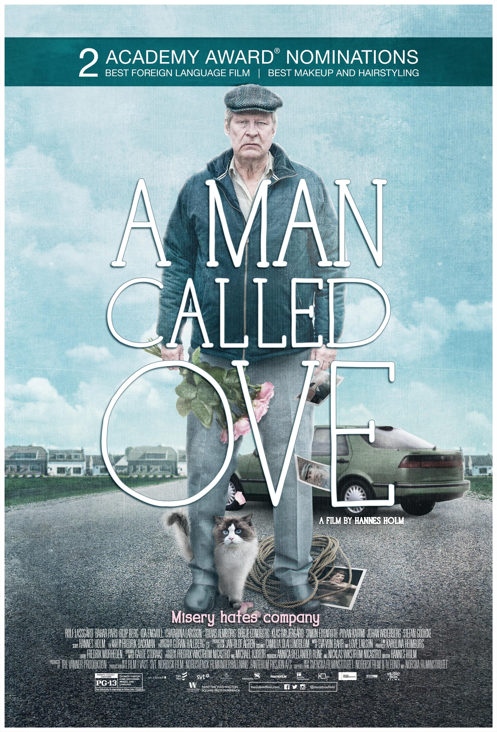 A Man Called Ove (2015) BluRay 480p, 720p & 1080p