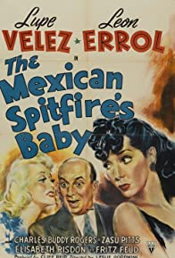 Primary photo for The Mexican Spitfire's Baby