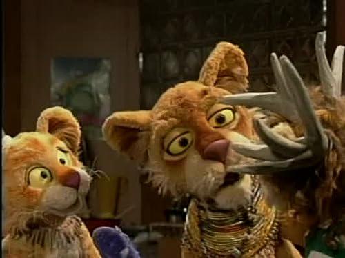 Between The Lions: Lionel's Antlers