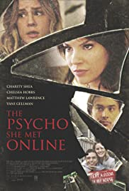 The Psycho She Met Online Poster