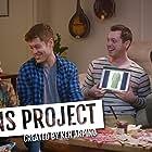 Ken Arpino, Trey Gerrald, Chris Dwan, and André Jordan in The Queens Project (2015)