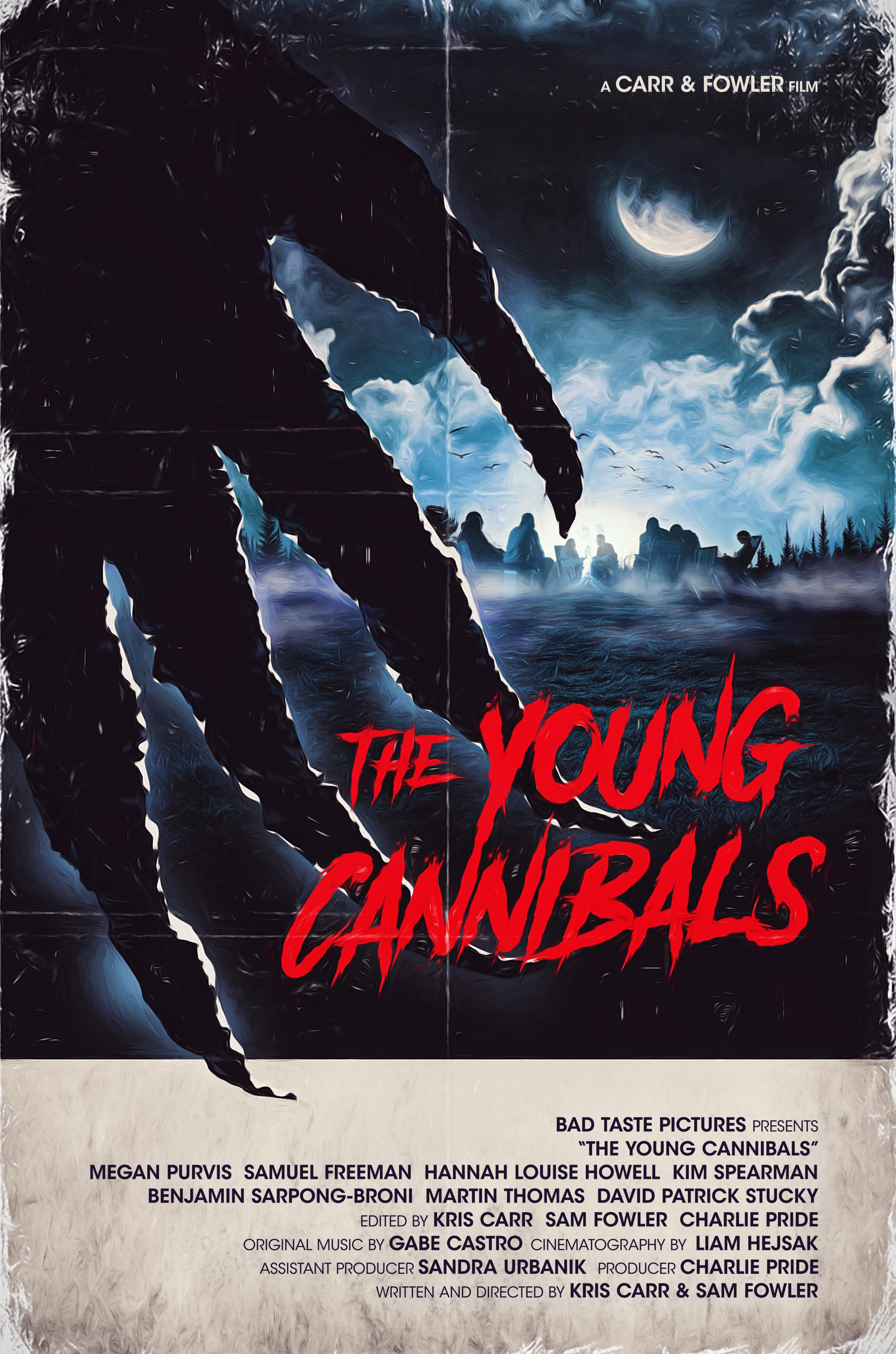 Jaunieji kanibalai (2019) / The Young Cannibals