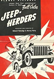 Jeep-Herders Poster