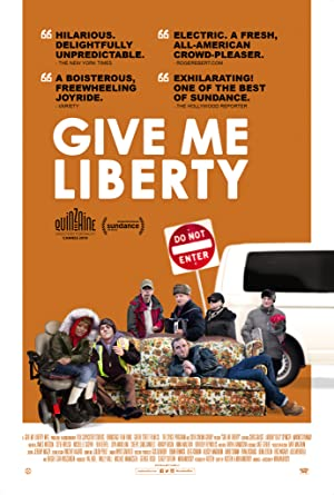 Where to stream Give Me Liberty