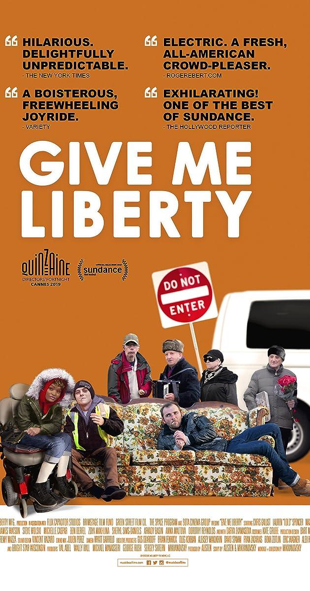 Give Me Liberty (2019) - IMDb
