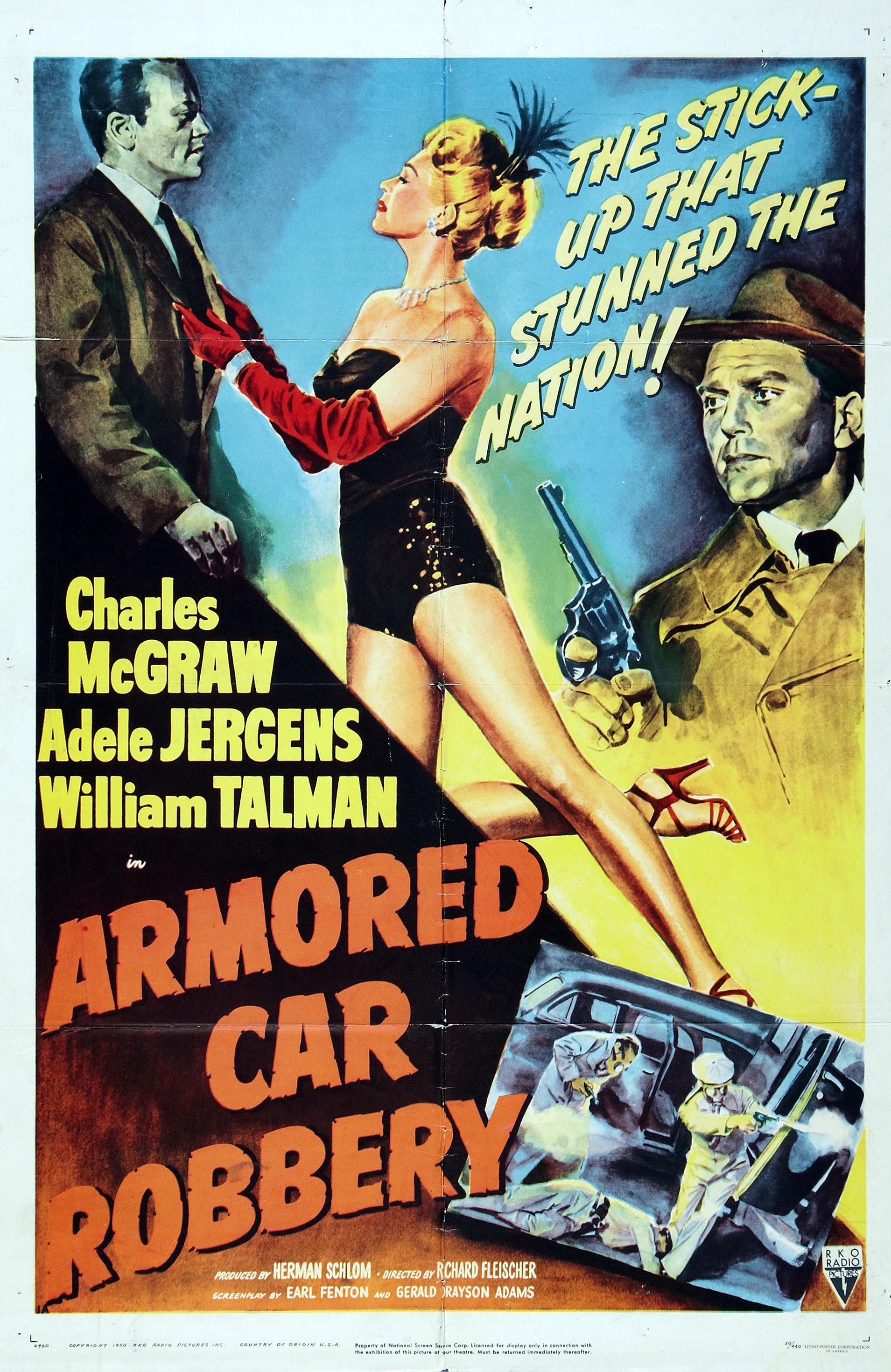 Armored Car Robbery (1950) - I...