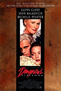 Downloadable movie trailers for free Dangerous Liaisons [720pixels]