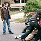 Robert Iler, Joe Perrino, Michael Drayer, and Bambadjan Bamba in The Sopranos (1999)