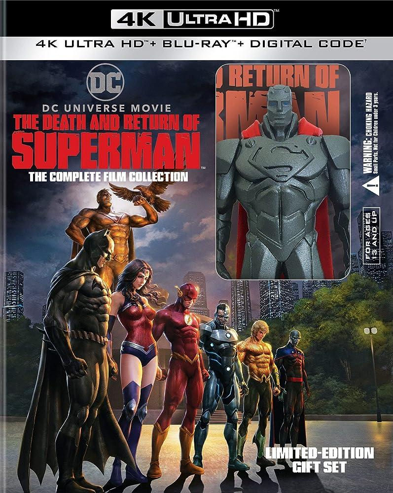 Cái Chết Và Sự Trở Lại Của Siêu Nhân - The Death and Return of Superman