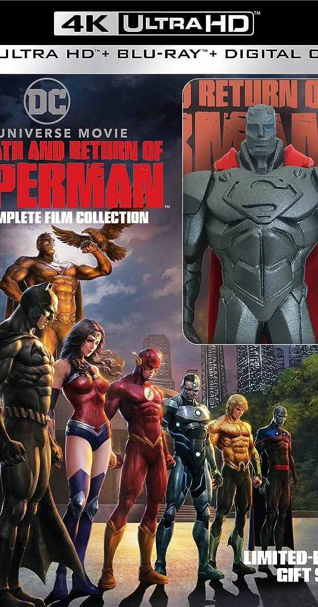 The Death And Return Of Superman (2019) [WEBRip] [1080p] [YTS.LT]