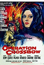 Operation Crossbow(1965) Poster - Movie Forum, Cast, Reviews