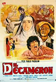 The Decameron Poster