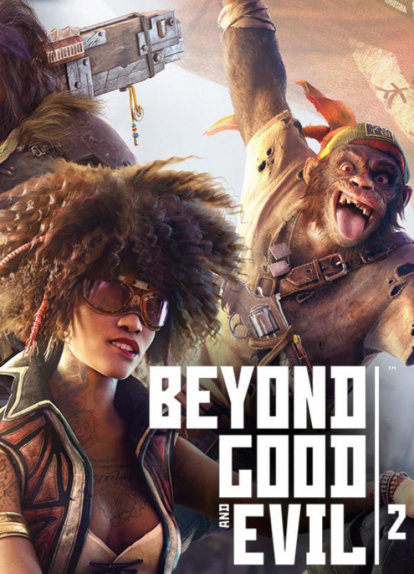 Beyond Good \u0026 Evil 2