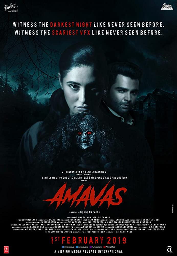 Amavas (2019) PRE-DVDRip Hindi x264 AAC