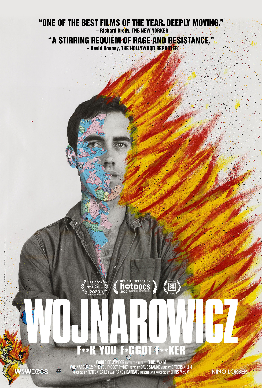 watch Wojnarowicz: F--k You F-ggot F--ker on soap2day