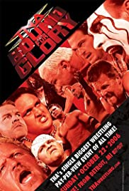 TNA Wrestling: Bound for Glory Poster