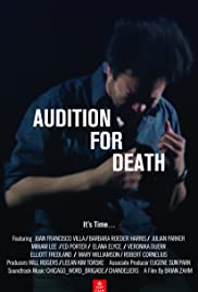 Audition for Death Poster