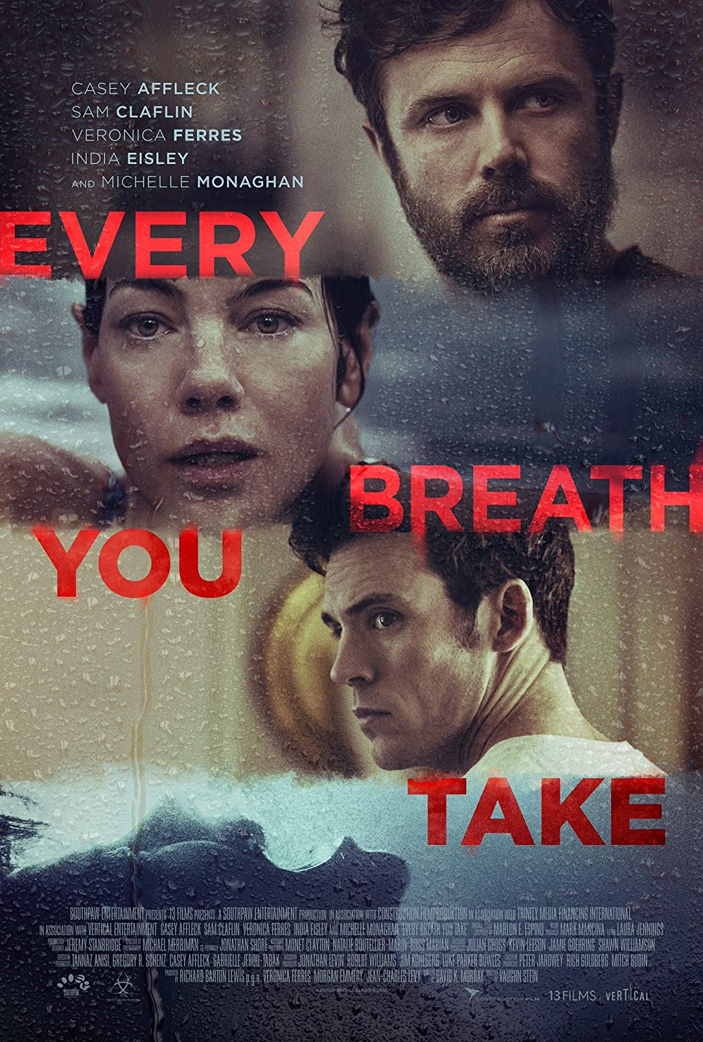 Every Breath You Take 2021 English 720p HDRip 797MB | 340MB Download
