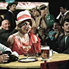 Josef Abrhám, Helga Cocková, and Stella Zázvorková in Partie krásného dragouna (1971)