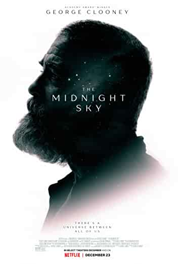 George Clooney on a Mission in 'The Midnight Sky'