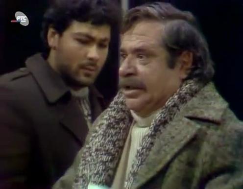 Jovan Janicijevic-Burdus and Garip Ameti in Tombola (1985)