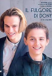 Il fulgore di Dony Poster