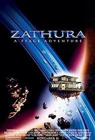 Josh Hutcherson and Jonah Bobo in Zathura: A Space Adventure (2005)