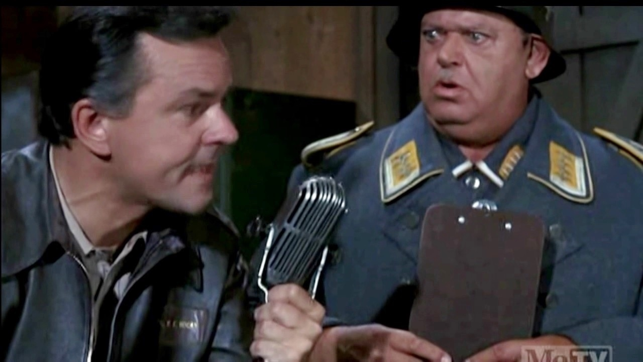 Hogans Heroes – The Kamikazes Are Coming - S6 – E20