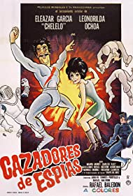 Cazadores de espías (1969)