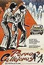 Street Warriors (1977) Poster