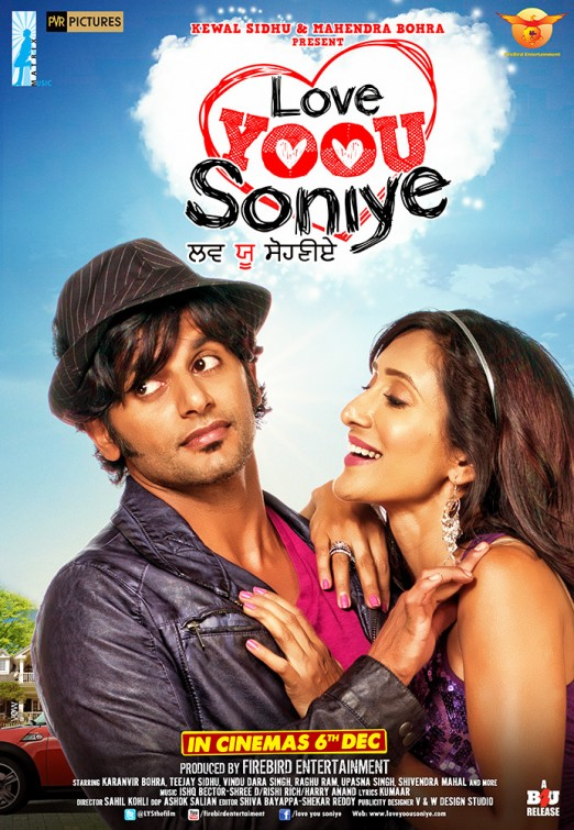 Love Yoou Soniye (2013) Hindi 720p HDRip x264 1.2GB