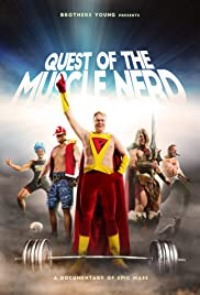 Quest of the Muscle Nerd Poster