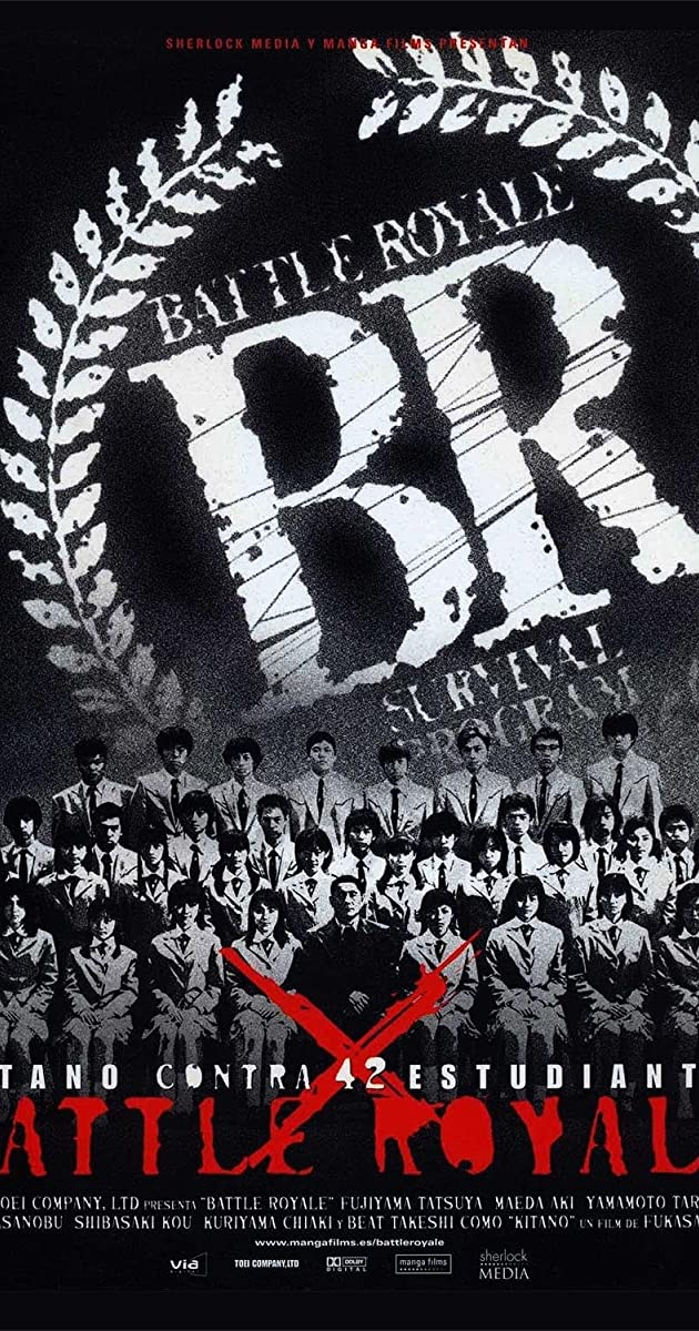 Battle Royale (2000): เกมนรก โรงเรียนพันธุ์โหด
