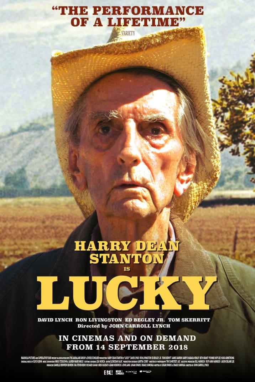 Lucky (2017) WEBRip 720p