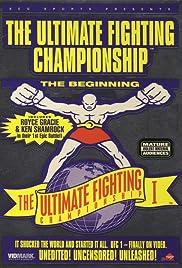 UFC 1: The Beginning(1993) Poster - TV Show Forum, Cast, Reviews