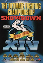 UFC 14: Showdown Poster