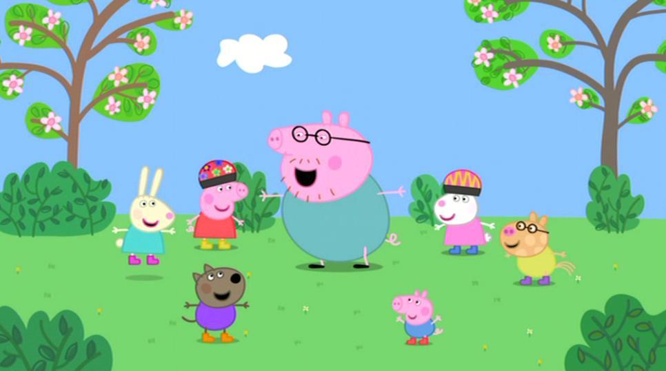Peppa Pig Playing Pretend Tv Episode 2016 Imdb