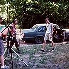 Thomas Reilly, Sean Hutcheon, David B. Stewart III, Elissa Mullen, and Micah Lewis in Maplewoods (2003)