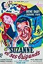 Suzanne et ses brigands (1949) Poster